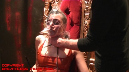 Kri swimcap and latex glove breathplay trailer - 2 1
